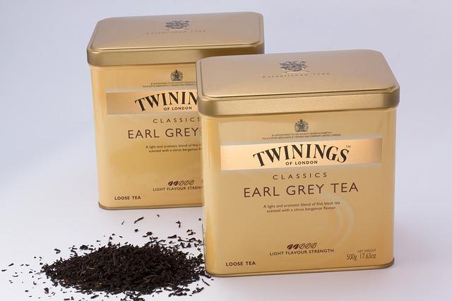 Herbata Earl Grey