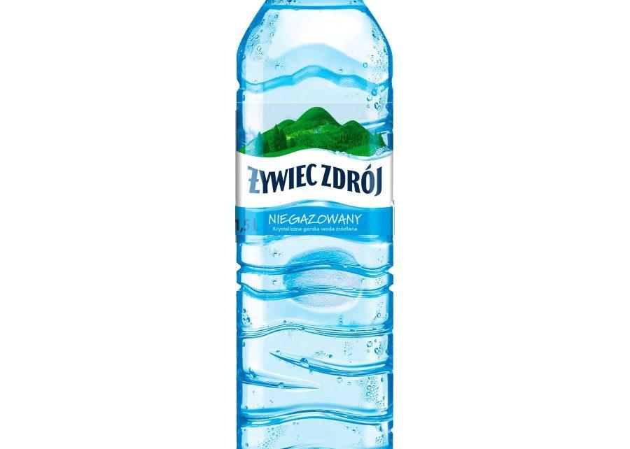Zalety picia wody Żywiec Zdrój